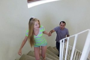 8 teen Mexican baby sitter fucks young teen blonde avril hall